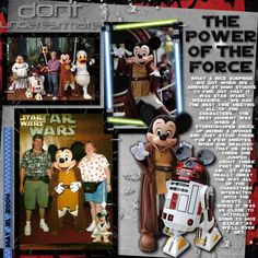 Star Wars Weekends - Page 4 - MouseScrappers.com