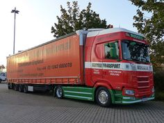 Volvo Trucks, Transporter, Heavy Equipment, Euro, How To Look Better, Pictures, Truck, Vehicles, Magdeburg