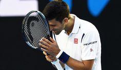 Un errático Djokovic se clasifica a los cuartos de final