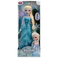 Köp Disney Frozen Singing Elsa Sjunger Frost här. På Fyndiq handlar du  alltid tryggt och eadde10b4de71