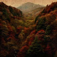 Autumn by Kiyo Murakami