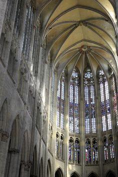 beauvais-cathedralesaintpierrecotbeauvaisis2, crédit photo ...
