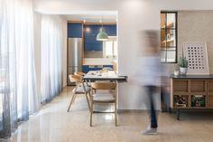 Ένα μοντέρνο αγαπησιάρικο διαμέρισμα στη Θεσσαλονίκη με την υπογραφή των Normless