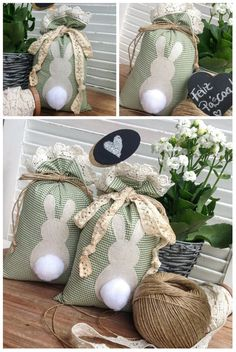 66 ideas holiday diy gifts link for 2019 Diy Holiday Gifts, Holiday Crafts, Diy Gifts, Bunny Crafts, Easter Crafts, Easter Projects, Easter Party, Easter Gift, Spring Crafts