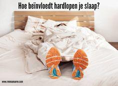 hardlopen en slaap
