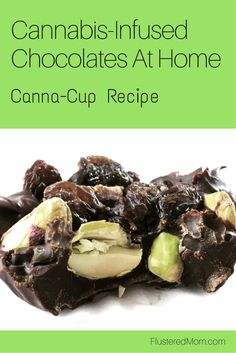 How I make cannabis-infused chocolate at home to use for microdosing. Here's an easy recipe for a DIY cannabis-infused edible.  These canna-cups have become a staple in my house.  They're extremely quick and easy to make.  They give me an easy way to microdose my cannabis.  Cannabis-infused chocolates let me discretely use marijuana.   #cannabiscommunity #medicalmarijuana