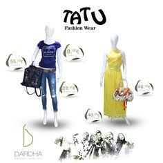 TATU Fashion Wear | Trendet më të fundit për veshjen e femrave ! Ju përshëndesim nga DARDHA  !