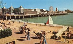 Clacton Pier - Essex - Pier Photographs - Pier Postcards