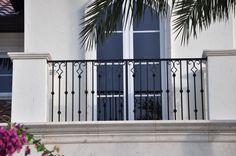 EXTERIOR RAILINGS ~ Fort Lauderdale, Boca Raton, West Palm Beach