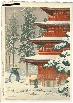 Studio Ghibli Poster, Studio Ghibli Movies, Japanese Art Prints, Japanese Poster Design, Totoro Poster, Charity Poster, Poster Design Inspiration, Halloween Wallpaper, Aesthetic Anime