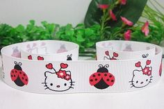 edae26586 Free shipping 2013 new arrival 7/8'' 22mm cute printed grosgrain ribbon  cartoon ribbon Fashion cute 10 yards-in Ribbons from Apparel & Accessories  on ...