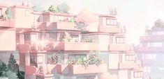 Find images and videos about cute, pink and gif on We Heart It - the app to get lost in what you love. Aesthetic Themes, Aesthetic Gif, Aesthetic Backgrounds, Pink Aesthetic, Aesthetic Wallpapers, Gif Kawaii, Anime Kawaii, Anime Gifs, Anime Art