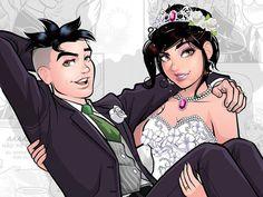 Imagem de casamento, tmj, and turma da mônica jovem