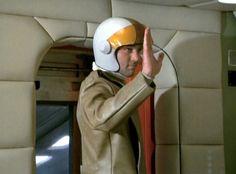 """Ordeal"" Paul Foster leaving Skydiver."