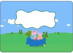 Marmita Peppa Pig e Família: