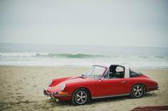 1967 Porsche911 soft window Targa