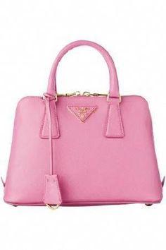 960a53395834 Pink Prada  Pradahandbags Prada Bag