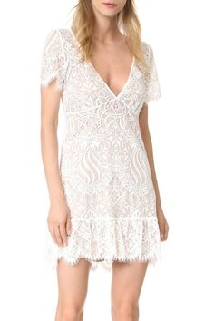 FOR LOVE & LEMONS Lily Lace Dress from New Jersey by Seagrass Boutique — Shoptiques