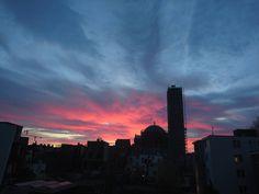 Wonderfull sunset in Antwerp Belgium [OC] [5520 x 4140] -Please check the website for more pics