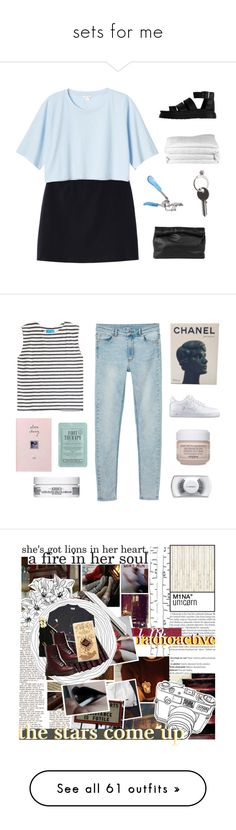 """sets for me"" by kristen-gregory-sexy-sports-babe ❤ liked on Polyvore featuring Monki, Marie Turnor, Frette, Maison Margiela, Dr. Martens, art, afoolscreationsandsets, Gypsy, WithChic and Design 55"