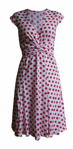 Vintage swing dress by ES DESIGNING
