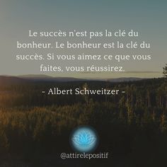 Spiritualité, Énergie et Vie Intérieure                                                                                                                                                                                                                                                                                                @attirelepositif  #Spiritualité #Énergie #Etre #Bienetre #Prendresoindesoi #Ame #Detente #Ameliorersavie #Musique #Zen #Mindfulness #Respirer #Nature #Yoga Albert Schweitzer, Affirmations, Reflection, Motivational Quotes, Positivity, Messages, Quotes Motivation, Instagram, Life
