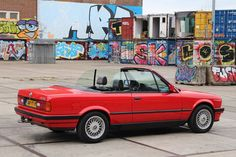 #BMW #E30 #Cabriolet #Convertible #Cabrio