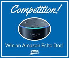 WIN: An Amazon Echo Dot