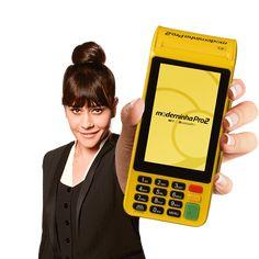Maquininhas de Cartão e Acessórios | Loja PagSeguro Digital Marketing, Mini, Credit Card Machine, Terrace Design, Shop Logo