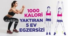 Evde bu hareketleri yaparsanız tam 1000 kalori harcayabilir ve… You have read it correctly! If you do these movements at home, you can spend 1000 calories and lose weight fast. 1000 Calories, Burn Calories, Yoga Fitness, Health Fitness, Pilates At Home, Belly Fat Workout, Trainer, Aerobics, Challenge