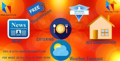 Free News, Catering Services, Weather Forecast, Local News, Period, Apps, Website, Business, Weather Predictions