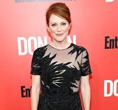 Julianne Moore Cast in The Hunger Games: Mockingjay Parts 1 & 2 - Us Weekly