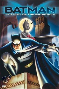 Batman: Mystery of the Batwoman (Video 2003)