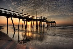 A Nice Way to Start the Day ~ Avalon, NJ, USA