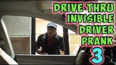 Ghost At The Drive Thru #Prank - #funny
