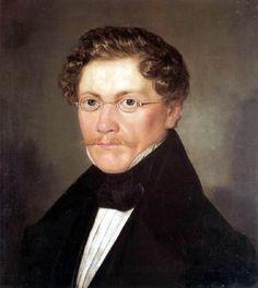 Carl Spitzweg   Autoportrait, 1841 Der Arme Poet, Carl Spitzweg, Museum,  Victorian