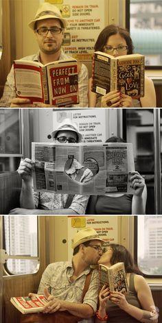 book Engagement Photo Props | Photos: Edyta Szyszlo