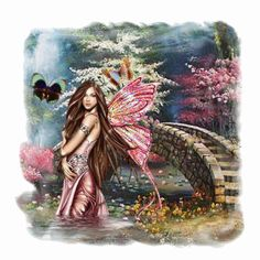 Recovery Graphics - Angel & Fairy Comments/fairies (245)