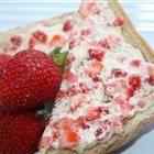 strawberry butter Strawberry Butter, Strawberry Recipes, Strawberry Preserves, Strawberry Sweets, Strawberry Fields, Flavored Butter, Butter Recipe, Breakfast Recipes, Dessert Recipes