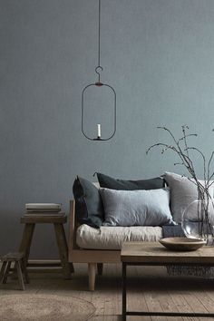 Soft autumn shades for your walls