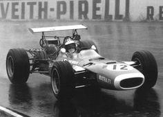 1968 Jean-Pierre Beltoise, Matra MS11