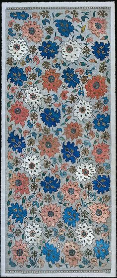 Turkish. early 18th century.