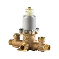 """Pfister 1/2"""" Shower System Thermostatic Tub and Shower Valve with Stop"""