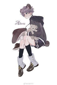 Character Concept, Character Art, Vestidos Anime, Cute Anime Guys, Boy Art, Character Design Inspiration, Aesthetic Anime, Cute Art, Anime Characters