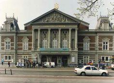 Showing Concertgebouw, opened in 1888.