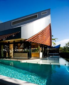 Modern Contemporary Home in Australia.