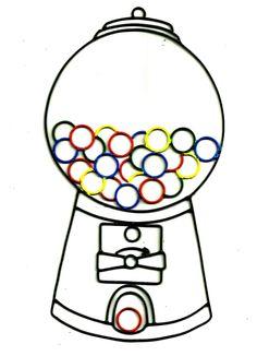 Maquina de Caramelos