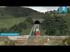 3D Tren Yolu Filmi 2014 2 TCDD