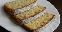 Kuchnia bez glutenu: Babka kokosowa (bezglutenowa)