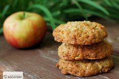 Apfel-Cookies